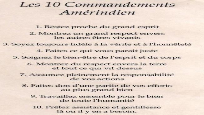 Ces principes et commandements sont applicables par tous, quelque soit son chemin..Ils sont universel ..et résonnent avec les 4 accords Toltèques de Don Miguel Ruiz