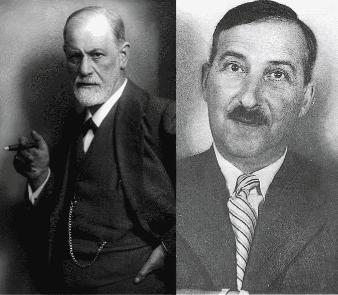 Inspirant.fr freud-1 Lettre de Freud à Zweig
