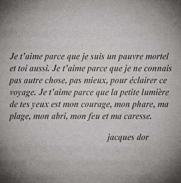 Les 26 Plus Belles Citations De Jacques Dor