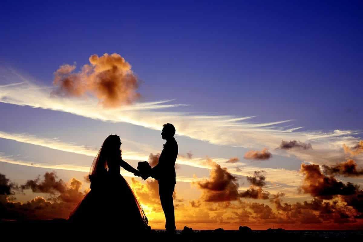Tu te maries