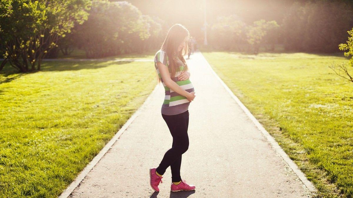 Dans le ventre d'une mère