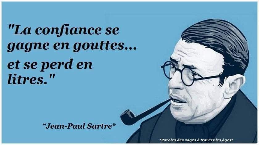 Inspirant.fr citations-de-Jean-Paul-Sartre Les plus inspirantes citations de Jean-Paul Sartre
