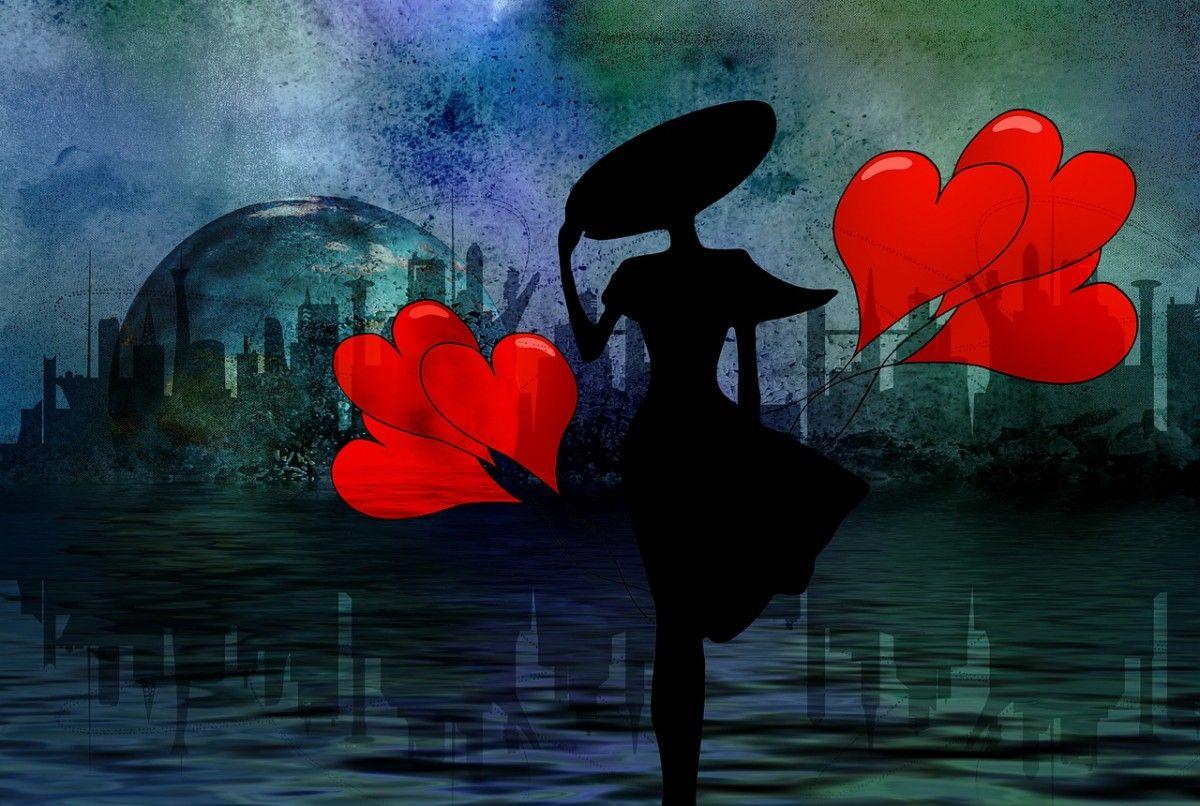 Le conte de l'amour