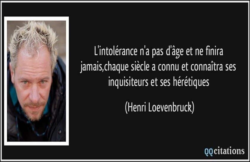 apothicaire de Henri Loevenbruck