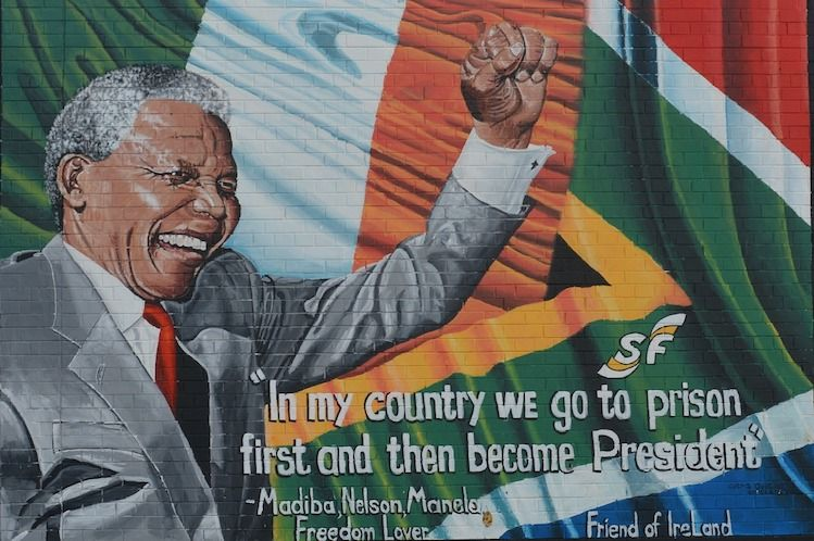 citations très inspirantes de Nelson Mandela