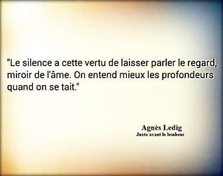 Les Meilleures Citations D Agnès Ledig