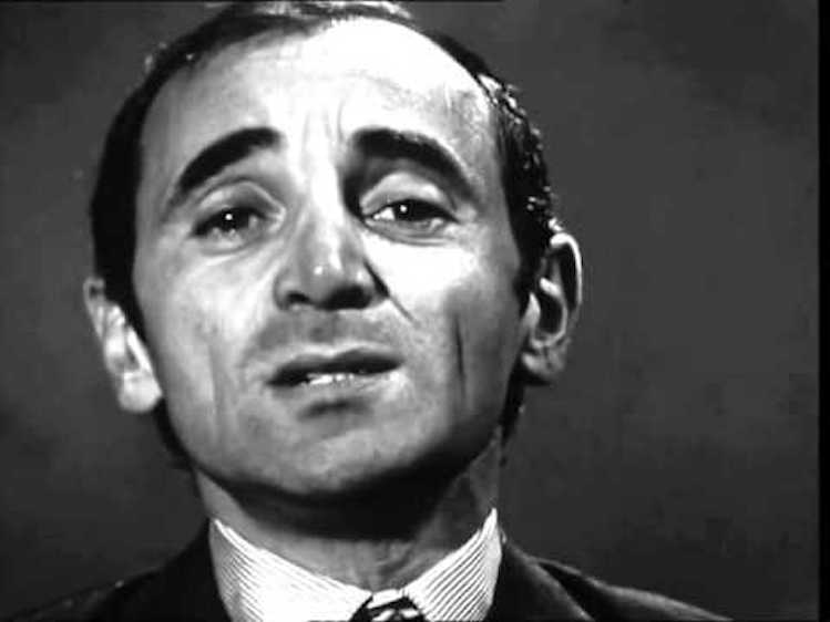citations de Charles Aznavour