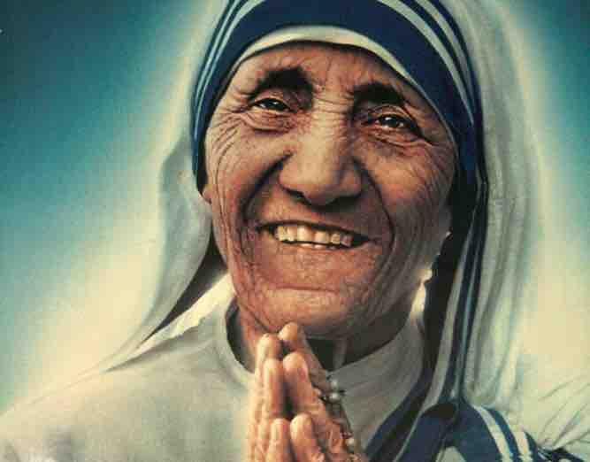 Poèmes de Mère Teresa