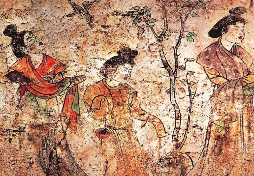 Kengyu et Orihimé